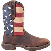 Durango Men's Rebel Patriotic Pull-On Western Boots
