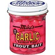 Mike's Garlic Eggs Trout Bait