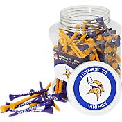 Team Golf Minnesota Vikings 175 Count Golf Tee Jar