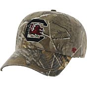 '47 Men's South Carolina Gamecocks Camo Clean Up Adjustable Hat