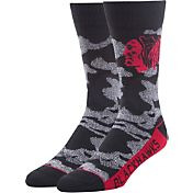 '47 Chicago Blackhawks Bayonet Fuse Crew Socks