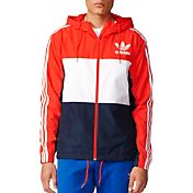 adidas Men's CLFN Windbreaker Jacket