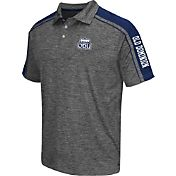 Chiliwear Men's Old Dominion Monarchs Grey Birdie Polo