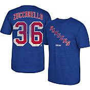 CCM Men's New York Rangers Mats Zuccarello #36 Vintage Home Player T-Shirt