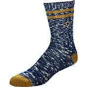 For Bare Feet Los Angeles Rams Alpine Socks