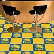 FANMATS Golden State Warriors Carpet Tiles