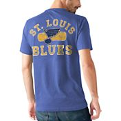 G-III Men's St. Louis Blues Royal T-Shirt
