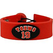 GameWear Chicago Blackhawks Jonathan Toews Bracelet