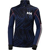Helly Hansen Women's Active Flow Graphic Half-Zip Pullover
