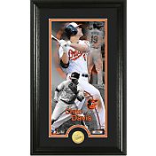 Highland Mint Baltimore Orioles Chris Davis Supreme Bronze Coin Photo Mint
