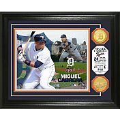 Highland Mint Detroit Tigers Miguel Cabrera Photo Mint