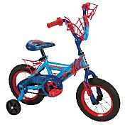Huffy Boys' Marvel Spider-Man 12'' Bike