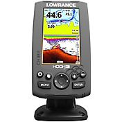 Lowrance Hook-4 Fish Finder/Chartplotter Combo
