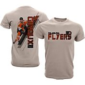 Levelwear Youth Philadelphia Flyers Claude Giroux #28 Charcoal Spectrum T-Shirt