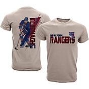 Levelwear Youth New York Rangers Ryan McDonagh #27 Charcoal Spectrum T-Shirt