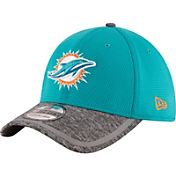 New Era Men's Miami Dolphins 2016 Training Camp Official 39Thirty Flex Hat