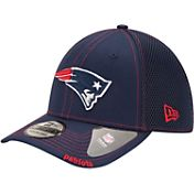 New Era Men's New England Patriots 39Thirty Neo Flex Navy Hat