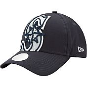 New Era Men's Seattle Mariners 9Forty Glitter Glam Adjustable Hat
