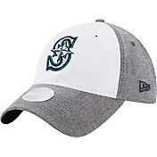 New Era Women's Seattle Mariners 9Twenty Sparkle Shade White/Grey Adjustable Hat