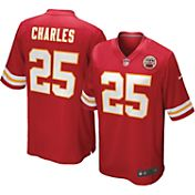Nike Boys' Home Game Jersey Kansas City Chiefs Jamaal Charles #25