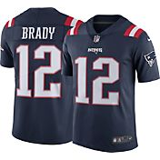 Nike Men's Color Rush 2016 Limited Jersey New England Patriots Tom Brady #12