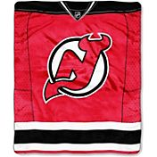 Northwest New Jersey Devils Sherpa Plush Throw