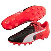 PUMA Men's evoSPEED 3.5 Leather AG Soccer Cleats
