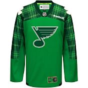 Reebok Men's St. Louis Blues St. Patrick's Day Jersey