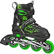Roller Derby Boys' ION 7.2 Adjustable Inline Skates