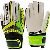Reusch Junior Re: Pulse SG Finger Support Soccer Goalie Gloves