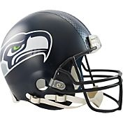 Riddell Seattle Seahawks VSR4 Authentic Full-Size Helmet