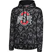 Scarlet & Gray Men's Ohio State Buckeyes Gray Upset Camo Hoodie
