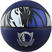 Spalding Dallas Mavericks Court-Side Full-Size Basketball
