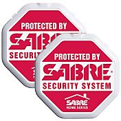 SABRE Window Glass Alarm – 2 Pack