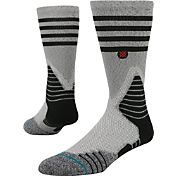 Stance Men's Speedway V3 Basketball Crew Socks