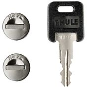 Thule Lock Cylinders - 6 Pack