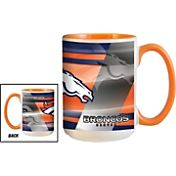 Denver Broncos 11oz. Team Colored Mug