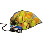 Tourna Low Compression Stage 2 Tennis Ball - 18 Pack Mesh Bag
