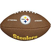 Wilson Pittsburgh Steelers Touch Mini Football
