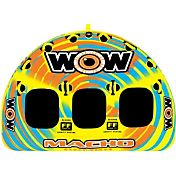 WOW Macho 3 Person Towable Tube