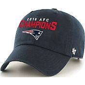 '47 Men's AFC Champions New England Patriots Clean Up Navy Hat