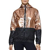 Alala Women's Metallic Woven Jacket