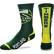 Portland Timbers Team Vortex Socks