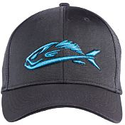 Field & Stream Fish Icon Laser Cut Stretch Fit Cap