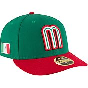 New Era Men's 2017 WBC Mexico 59Fifty Low Crown Authentic Hat