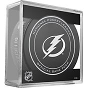 Sher-Wood Tampa Bay Lightning 100th Anniversary Puck