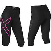2XU Women's ¾ Hyoptik Compression Tights