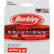Berkley Solutions Spinning Monofilament Fishing Line