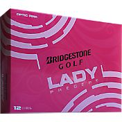 Bridgestone Lady Precept Optic Pink Golf Balls