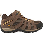 Columbia Men's Redmond Mid Waterproof Hiking Boots